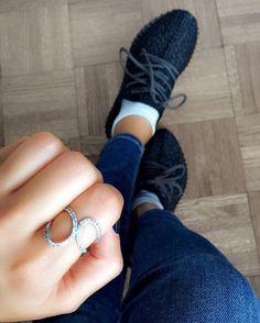 Yeezy Season is here  #ALEXMIKA Infinity Ring  #yeezy #kanyewest #yeezyboost #yeezyseason