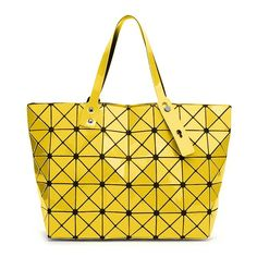 Famous Brand Women BAO BAO Bag Japanese Style Lady Geometry Style Female Shoulder Bags Large Top-Handle Woman Casual Tote