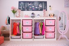 In the Shared Girls' Room with Oh Happy Play - Project Nursery Sibling Room, Happy Play, Diy Wardrobe, Girls Bedroom, Room Girls, Bedroom Ideas, Nursery Ideas, Playroom Ideas, Bedroom Inspiration