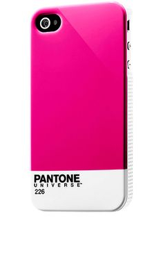 Pantone Universe Cover Pink A designers must have. Technical Pen, Technical Drawing, Iphone 4, Iphone Cases, Pantone Universe, Hubby Love, Phone Photography, Pantone Color, Tech Gadgets