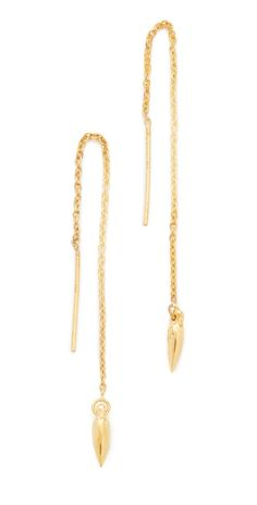 Pamela Love Suspension Threader Earrings | SHOPBOP