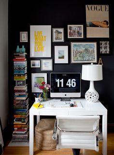 Rincones con encanto (para tu oficina en casa)