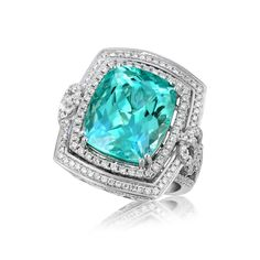 Paraiba tourmalines: Brazilian vs. African | The Jewellery Editor