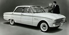 1960 Ford Falcon - I don't know why...but I love this car!