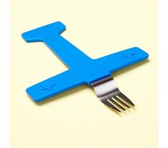 You could literally have an airplane fork to feed your kids with.