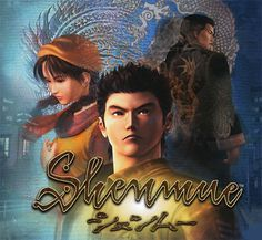 "This game is a legend ""Shemmu"" on Dreamcast"