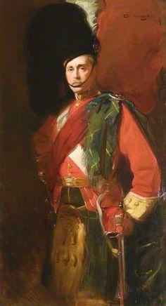 Portrait of Captain Sir Harry Brooke of Fairley (1846–1921), KBE, 1903 by Robert…