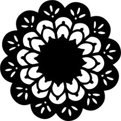 Doily 1 | The Craft Chop  svg free file free graphic  cricut silhouette