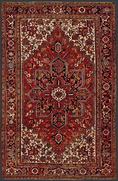 Stunning {Persian Rug}