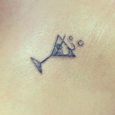 Pin for Later: 100 klitze-kleine Tattoo-Ideen für euren ersten Stich Prost!