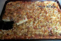 Pizza, Lasagna, Banana Bread, Food And Drink, Ethnic Recipes, Basket, Kuchen, Lasagne