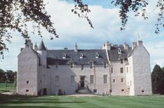 Drum Castle, the seat of the Chief of Clan Irvine for centuries, has the oldest keep in Scotland and is the oldest intact building in the care of the trust. Click through to read about the secret chamber just discovered.
