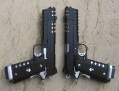 Punisher's 1911 Colt