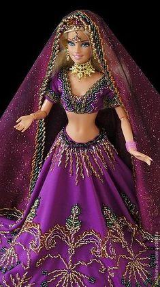 Barbie harem costume