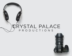 Crystal Palace Productions - new brand, new logo. Logo Branding, Logos, Crystal Palace, Behance, Logo