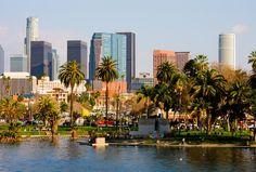Downtown Los Angeles, California, USA. #losangeles