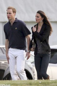 Kate Middleton Turns 31 – See Her Sweetest Moments With William: Prince William and Kate were on hand for the Audi Polo Challenge at Coworth Park in Berkshire, England, in May 2009.