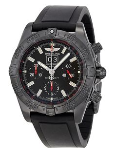 Men's Blackbird Automatic Watch by Breitling at Gilt