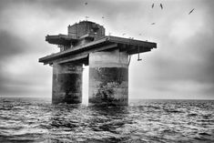 The Maunsell Sea Forts of WWII