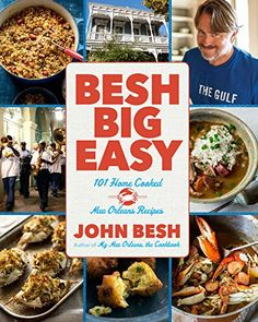 Besh Big Easy 101 Home Cooked New Orleans Recipes John Besh * Want additional info? Click on the image. #Shrimprecipe
