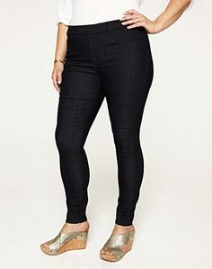 Need these...   Denim Pull-On Legging - Lucky Brand Jeans