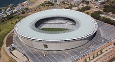 Estadio Green Point Olympic Venues, Cape Town, South Africa, Home Appliances, Wildlife, Places, Green, House Appliances, Appliances