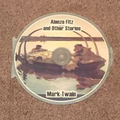 Alonzo Fitz and Other Stories by Mark Twain MP3 (CD, Audio Books, Fiction) New
