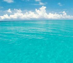 Aqua Carribean Sea