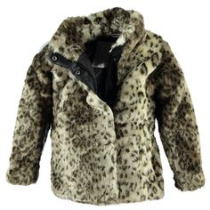 265eb2747 Look at this  zulilyfind! Brown Faux Fur Siberian Coat - Infant ...