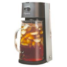 Capresso Iced Tea Maker Black 624.01