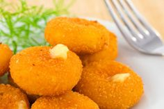 Brazilian Cheese Croquettes