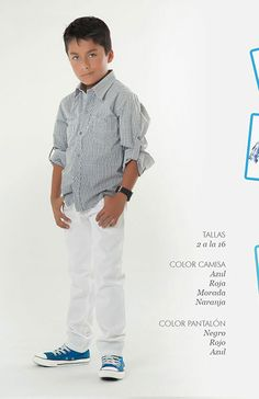 Ropa para niño http://rogaletjeans.com/