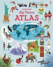 Booktopia has Big Picture Atlas by Emily Bone. Buy a discounted Hardcover of Big Picture Atlas online from Australia's leading online bookstore. Fun Illustration, Illustrations, Atlas Book, Desert Sahara, Cultures Du Monde, Gizeh, World Geography, Book People, Big Picture