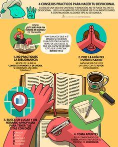 4 Consejos prácticos para hacer tu devocional
