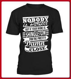 SHINGLETON Pretty Damn Close - Shirts für singles (*Partner-Link)