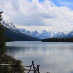 The Canadian Rockies in all their splendor.