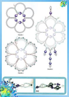 One way to finish up complicated pieces.  #seed #bead #tutorial