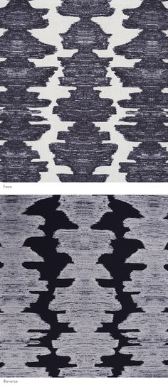 Ink Blot - After Midnight | Possible fabric for my rocking chair