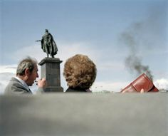 Martin Parr, Stockholm, Sweden, 1992 (from Bored Couples) Martin Parr, Color Photography, Film Photography, Street Photography, Photography Projects, Narrative Photography, Landscape Photography, Fashion Photography, Wedding Photography