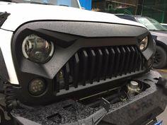 JK Gladiator Grill – Altitude Jeep