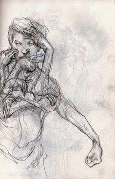 Sketch by Phillip Banken