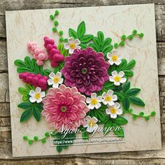 Origami tutorial beginners quilling patterns new Ideas Neli Quilling, Paper Quilling Flowers, Paper Quilling Patterns, Quilling Paper Craft, Paper Crafts, Quilling Flower Designs, Paper Quilling Tutorial, Origami Tutorial, Flower Tutorial