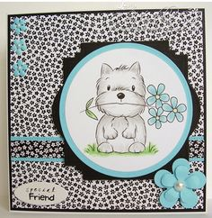 Creations by Bearhouse: DT card for Sketch 'n' Stash Challenge