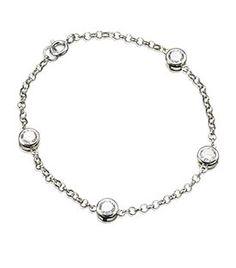 HARRODS Sterling Silver Bracelet  £29.95