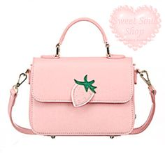 Strawberry Princess Purse from Sweet Soul Shop