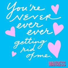 lovewaitress hashtag on Twitter