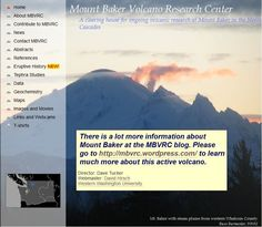 abstract paper research volcano