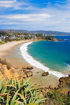 Crescent Bay Laguna Beach California Photograph
