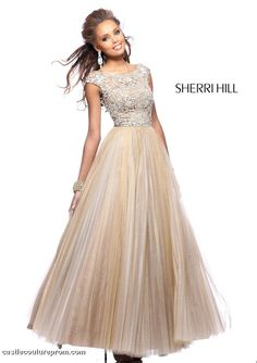 Sherri Hill Prom Gowns and Dresses for 2016 Sherri Hill 2984 Sherri Hill