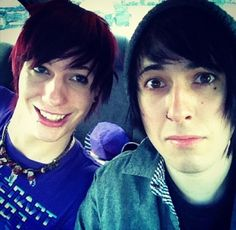 Desandnate. <3 whenever Nate is around, Destery looks like he is about to be raped